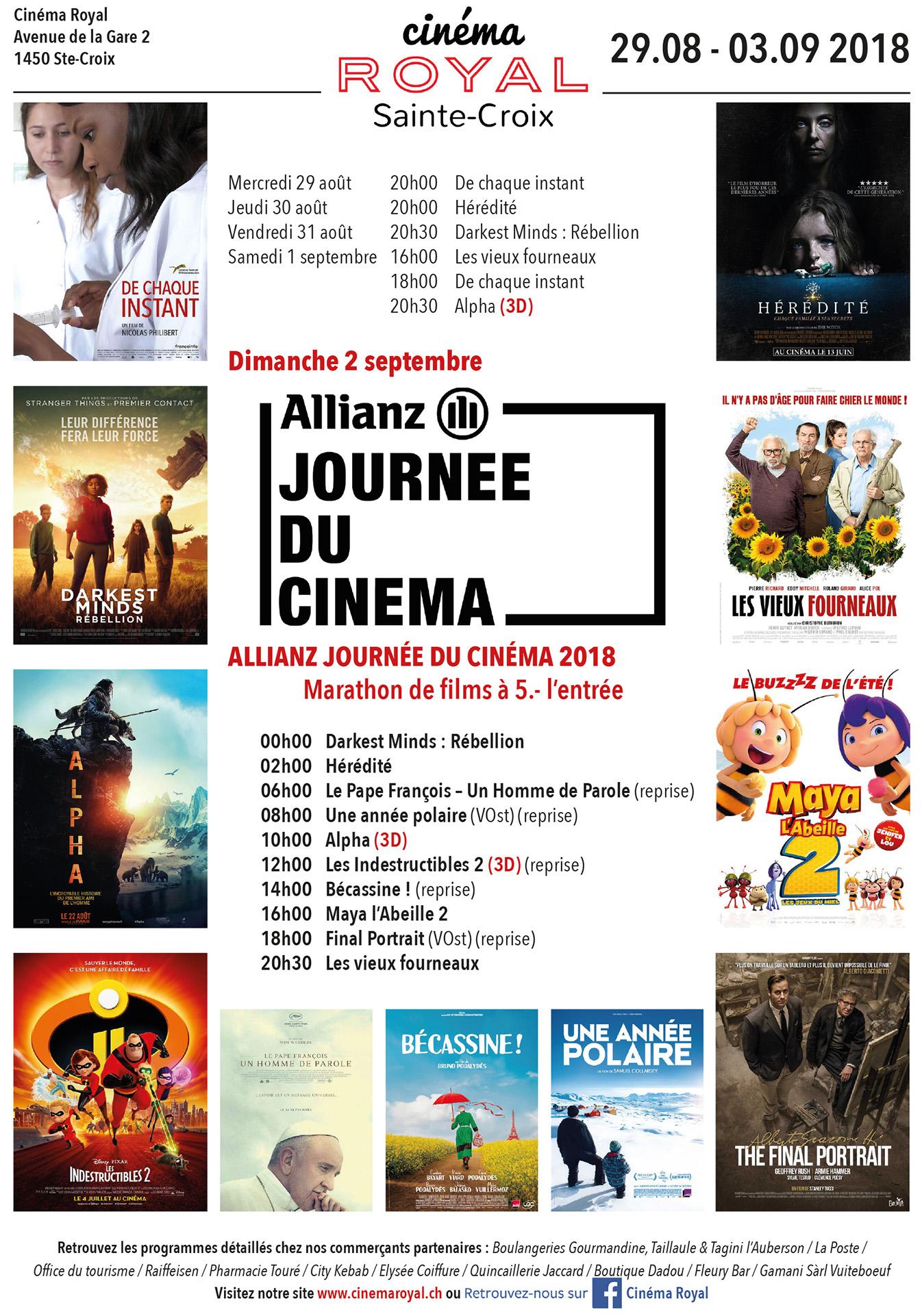 Nicolas Cinema Royal