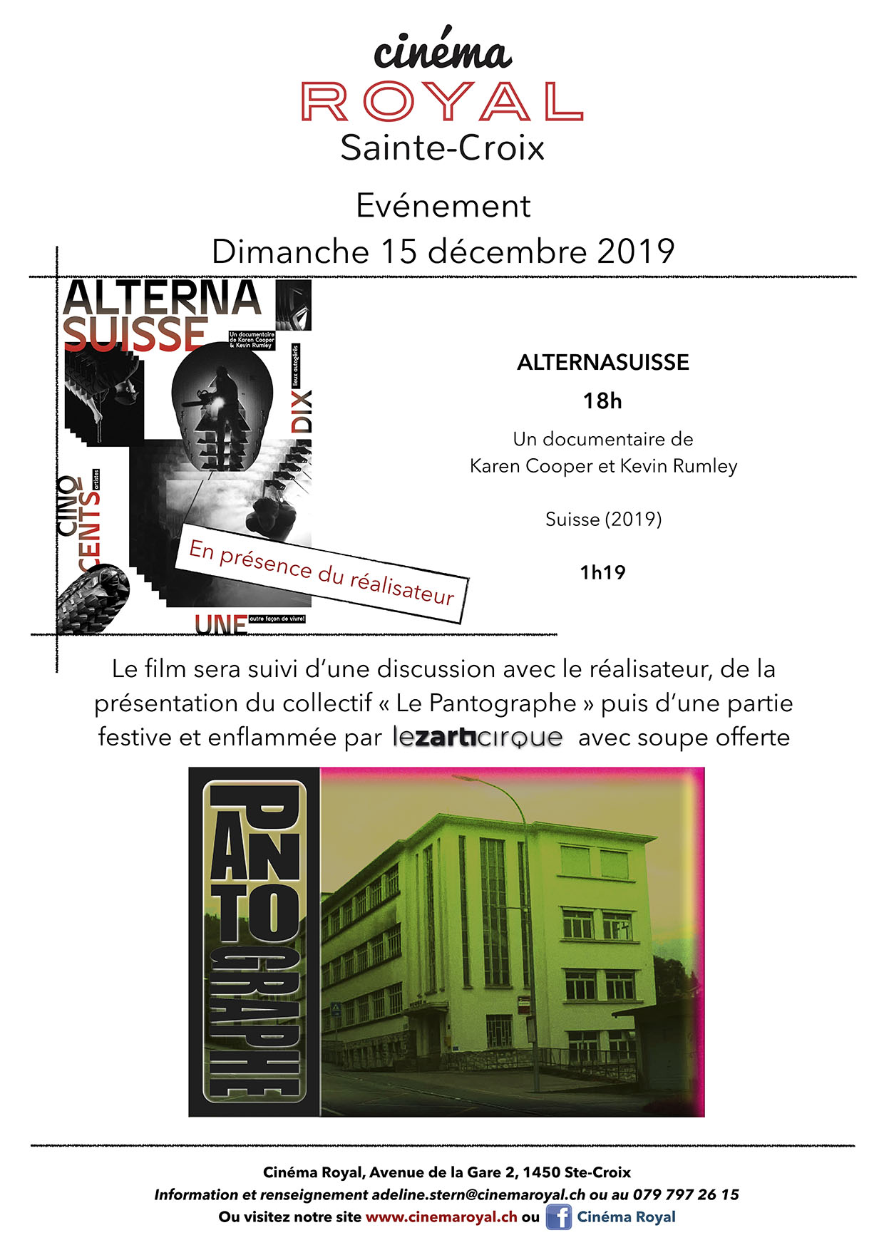 Event Alternasuisse