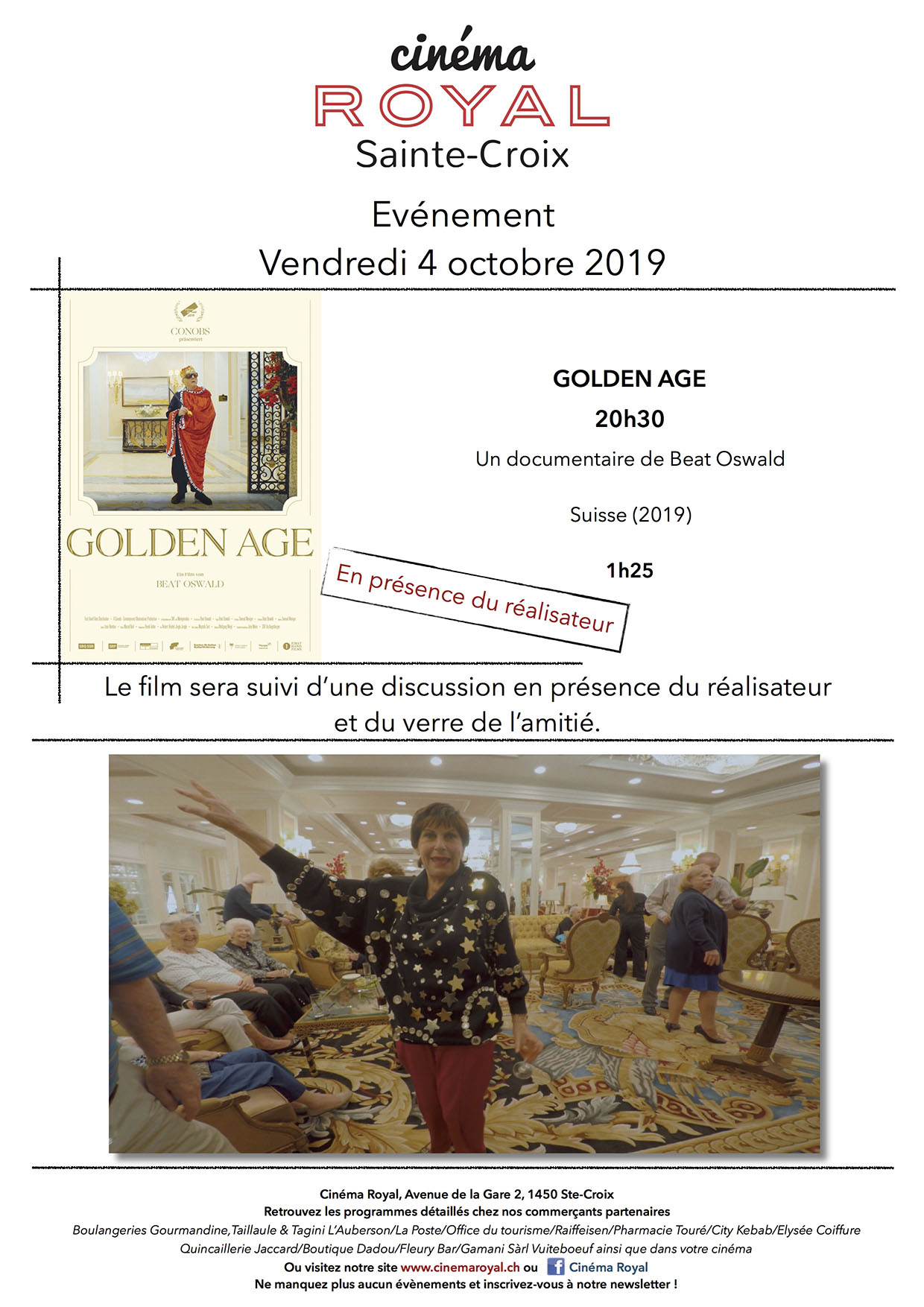 Event Golden Age