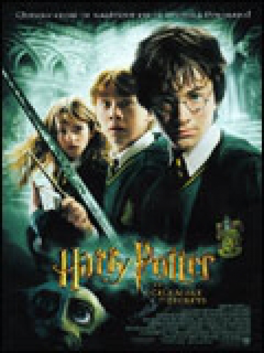 Harry Potter « La chambre des secrets »