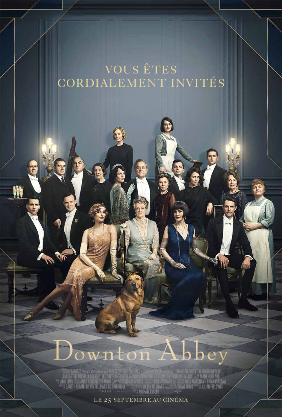Downton Abbey (VOst)