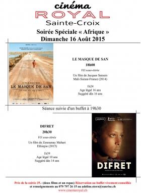 Soirée spéciale: Afrique