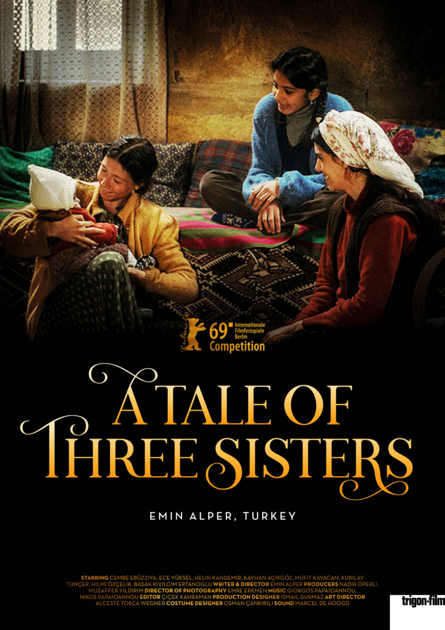 A TALE OF THREE SISTERS (VOst)