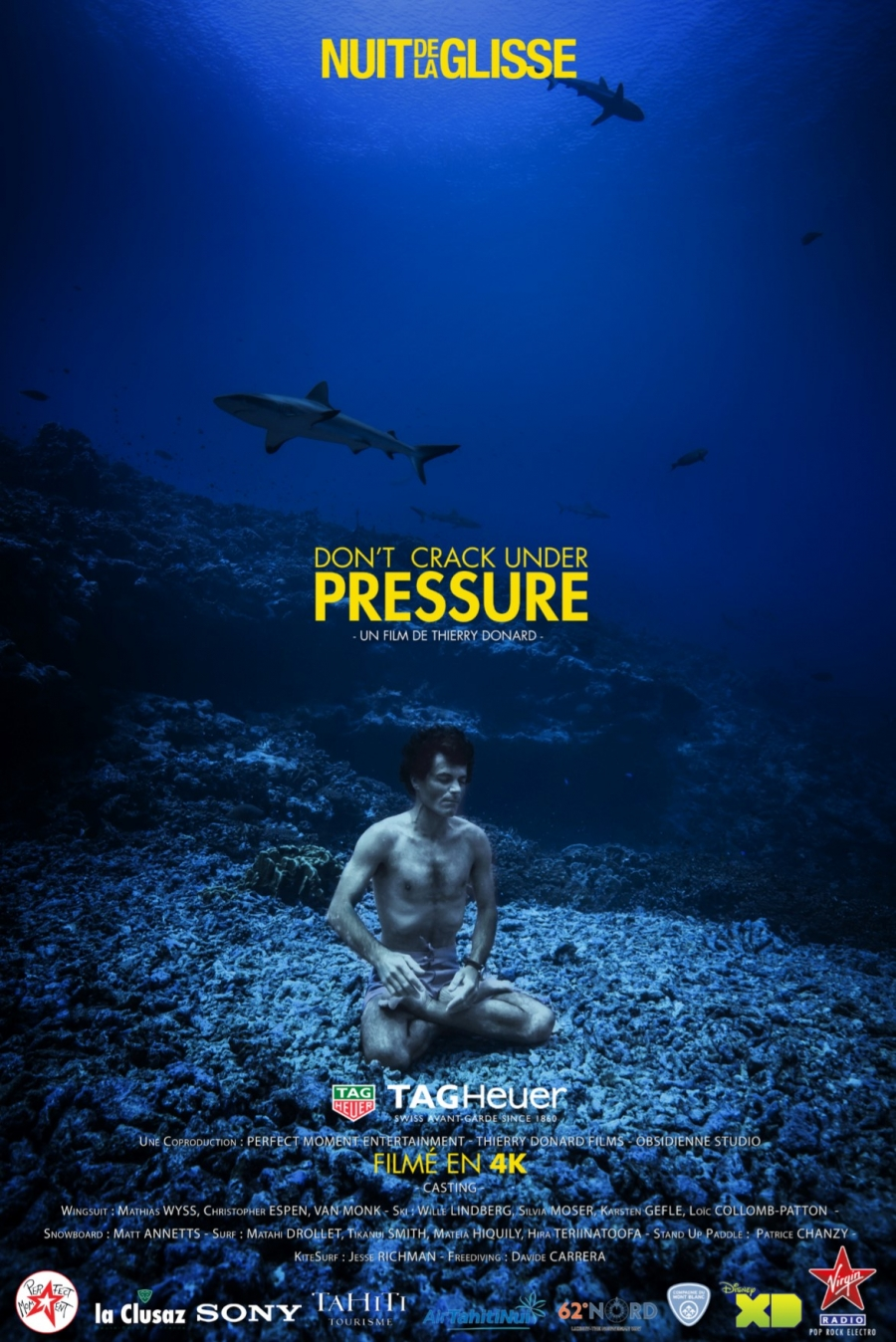 La Nuit de la Glisse 2015 – Don't Crack Under Pressure