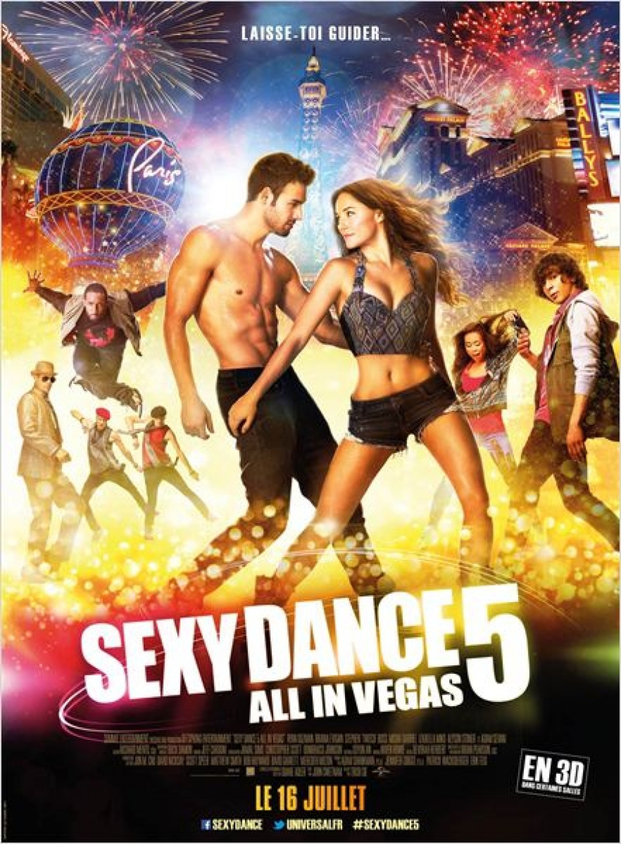 Step Up All In (Sexy Dance 5) (3D)
