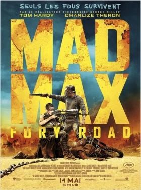 Mad Max : Fury Road (3D)