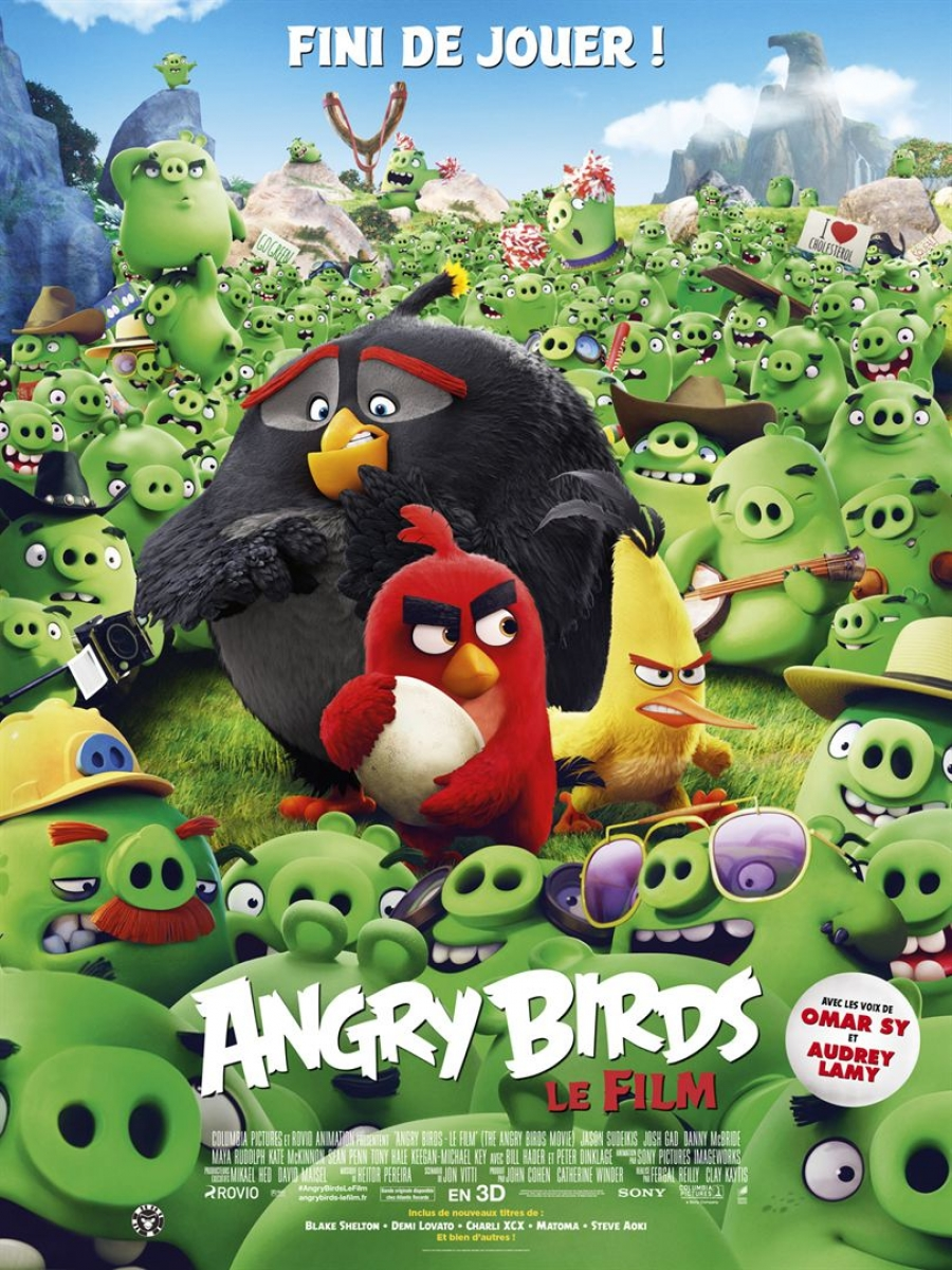 Angry Birds – Le Film (3D)