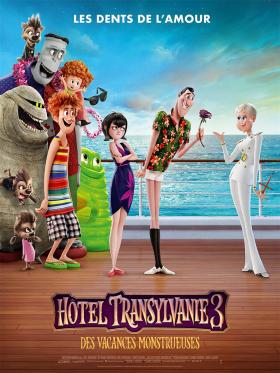 Hôtel Transylvanie 3 : Des vacances monstrueuses (2D ou 3D)