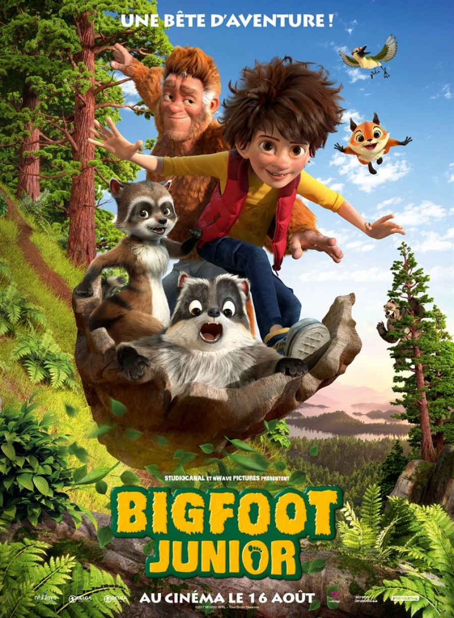 Bigfoot Junior (2D ou 3D)