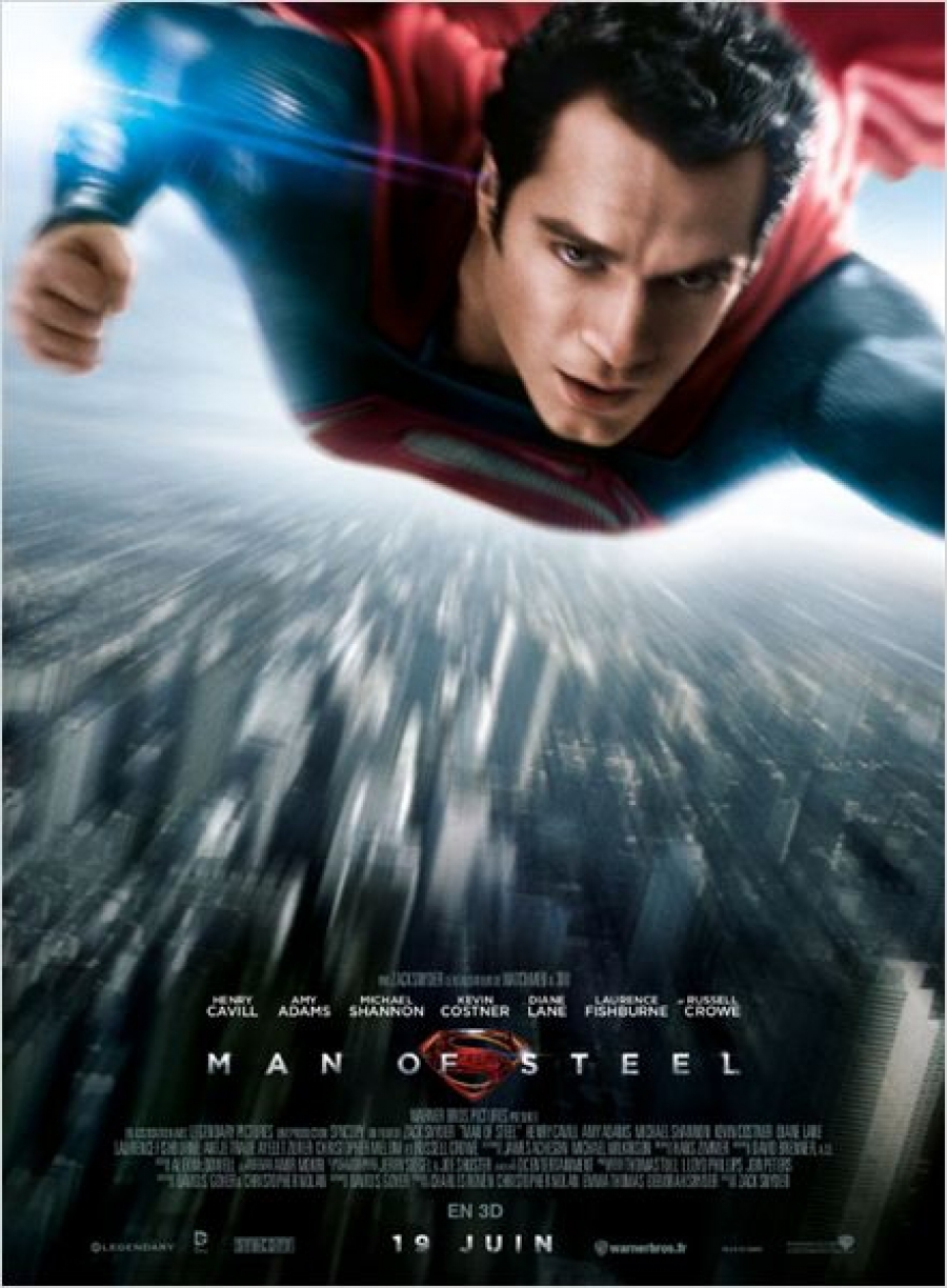 Man of Steel (3D)
