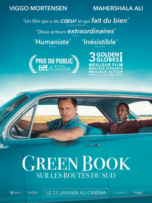 Green Book (VOst) Reprise exceptionnelle !