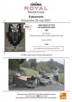 AARBERGER KRIMI - DER WOLF IST TOT (VOst) (en présence de l'équipe du film)