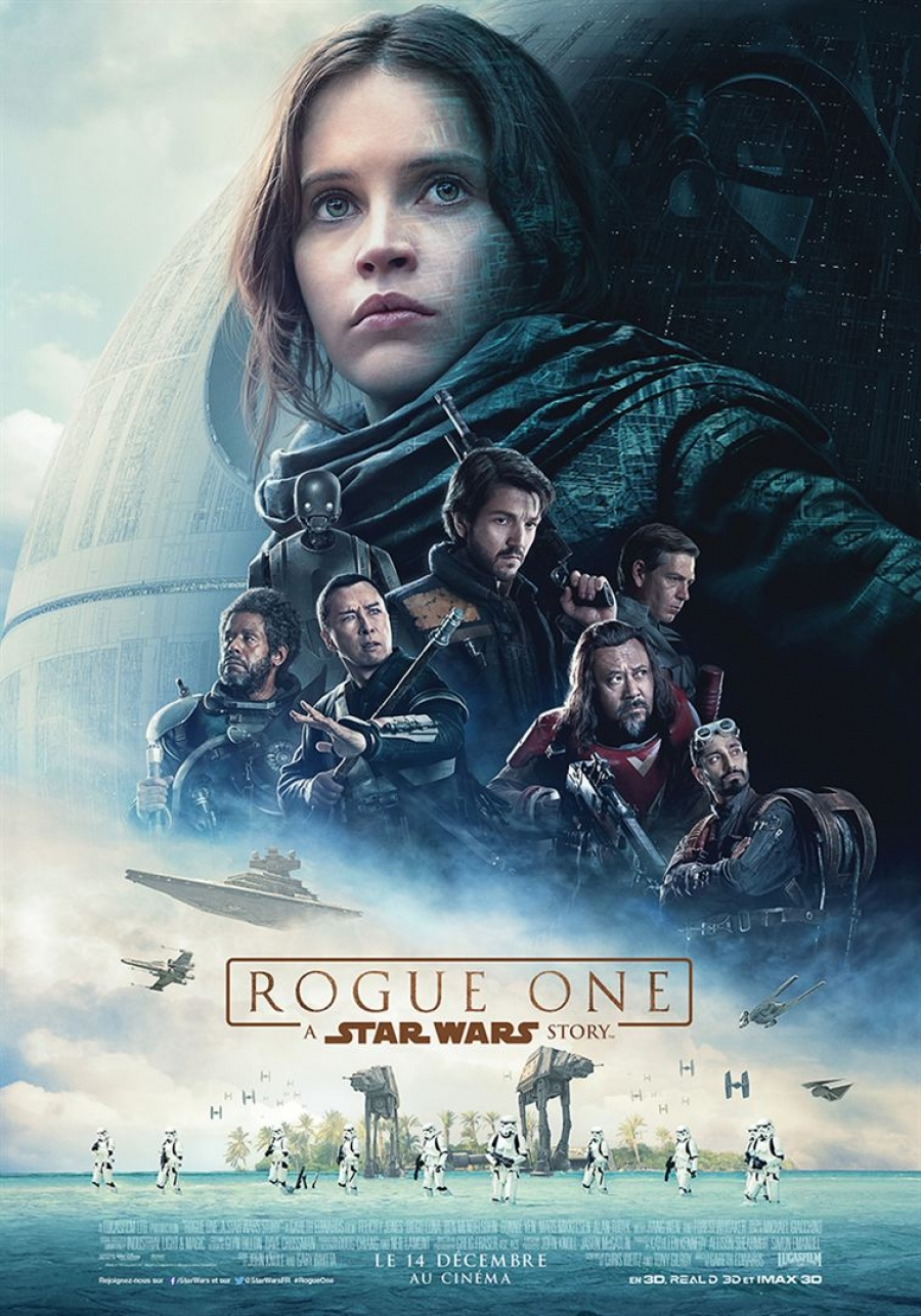 Rogue One : A Star Wars Story (3D)