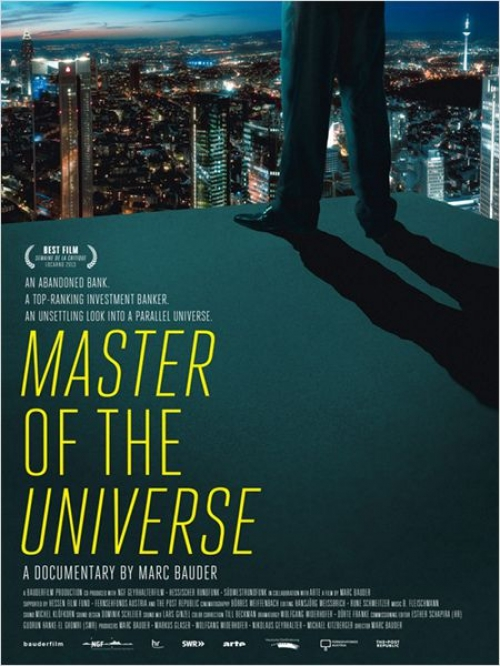 "Cinébrunch groupe Transition ""Master of the Universe"""