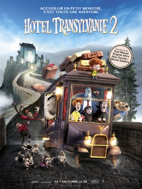 Hôtel Transylvanie 2 (3D)