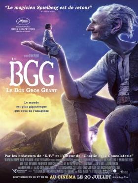 Le BGG – Le bon gros géant (3D)