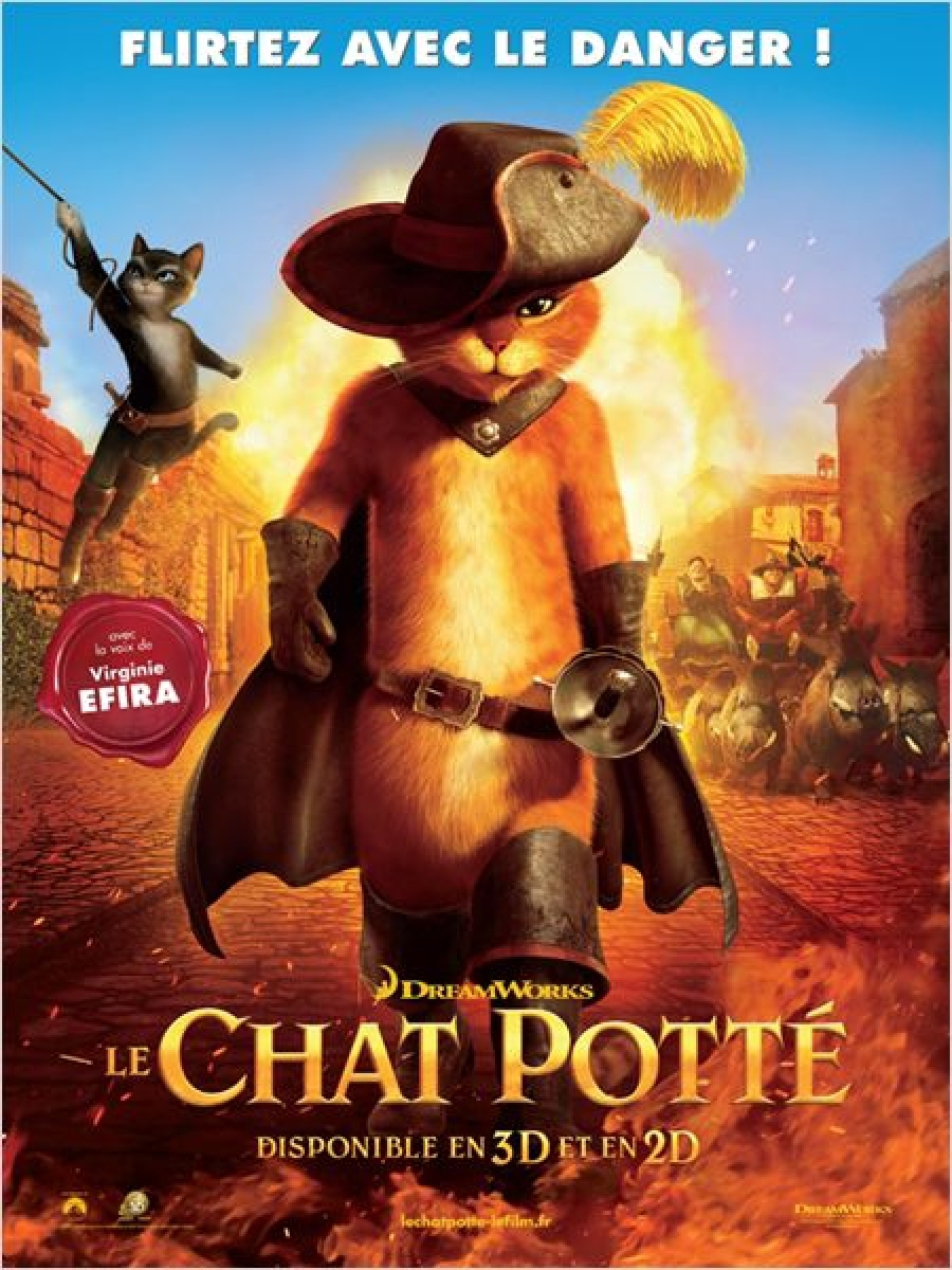 Le Chat Potté (3D)