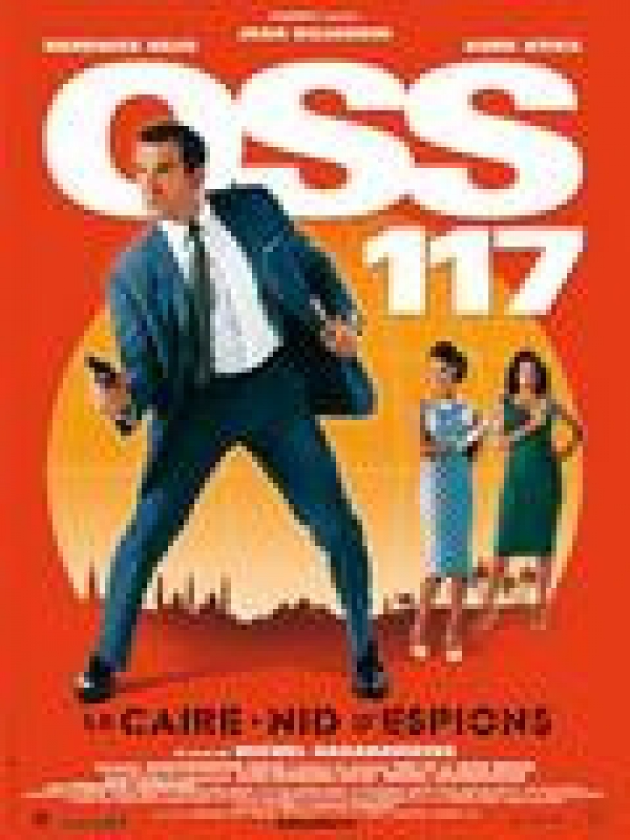 OSS 117, LE CAIRE NID D ESPIONS