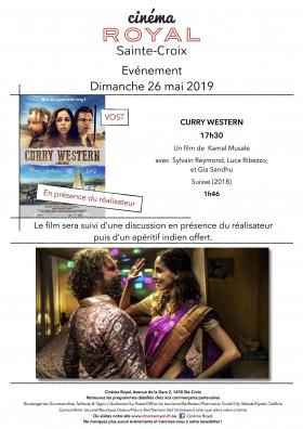 Curry Western (VOst) (en présence du réalisateur)