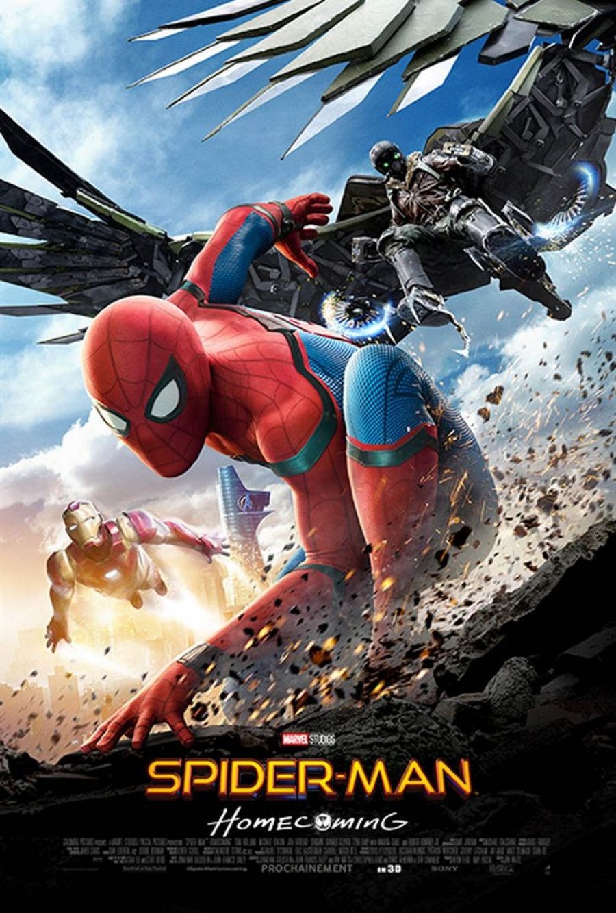 Spider-Man : Homecoming (3D)