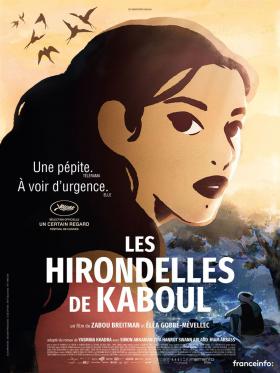 Les Hirondelles de Kaboul (Coup de cœur !)