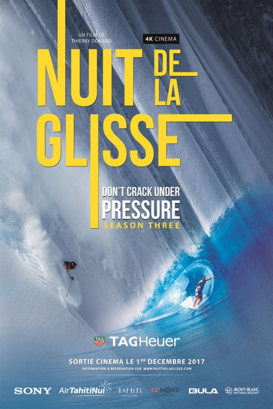 Don't Crack under pressure Saison 3