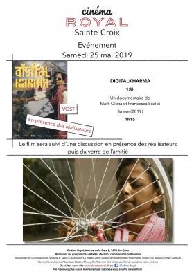 Digitalkarma (VOst) (En présence des réalisateurs)