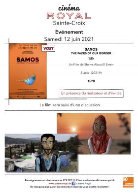 SAMOS - THE FACES OF OUR BORDER (VOst) (en présence du réalisateur)