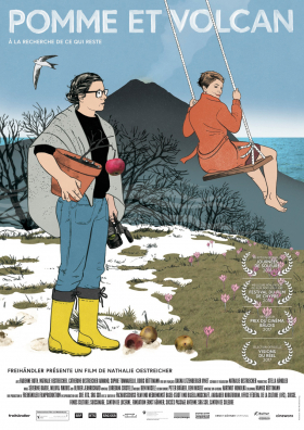 Pomme et Volcan - A la recherche de ce qui reste (en présence de la réalisatrice)
