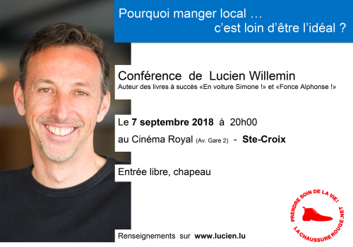 Lucien Willemin (Conférence)