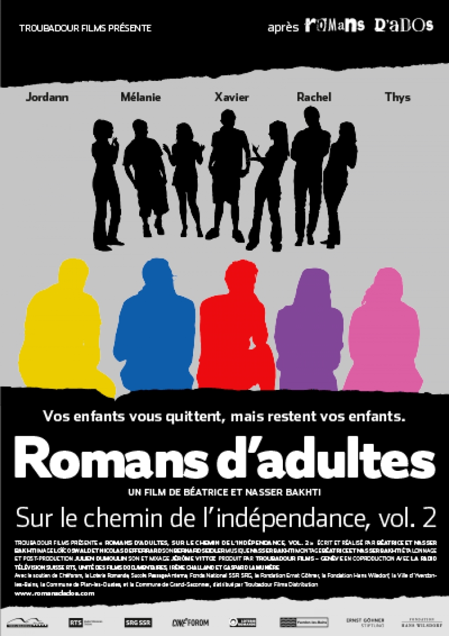 Romans d'adultes – Vol 2