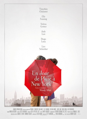 A Rainy Day in New York (VOst)