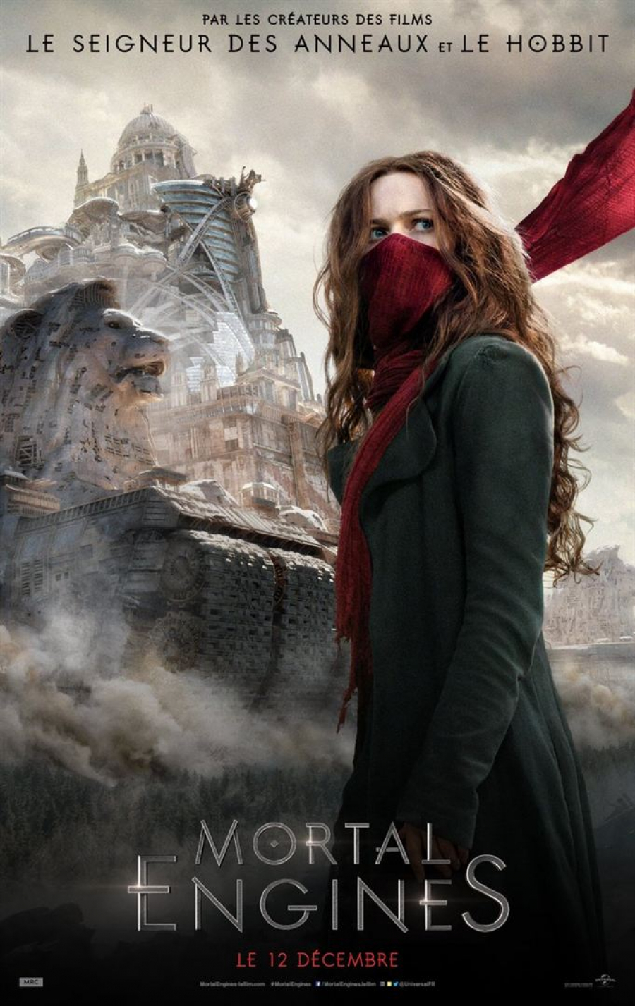 Mortal Engines (2D ou 3D)