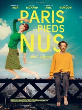 Paris pied nus