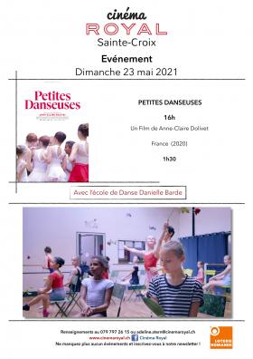 PETITES DANSEUSES (événement avec l'école de Danse Danièle Barde)