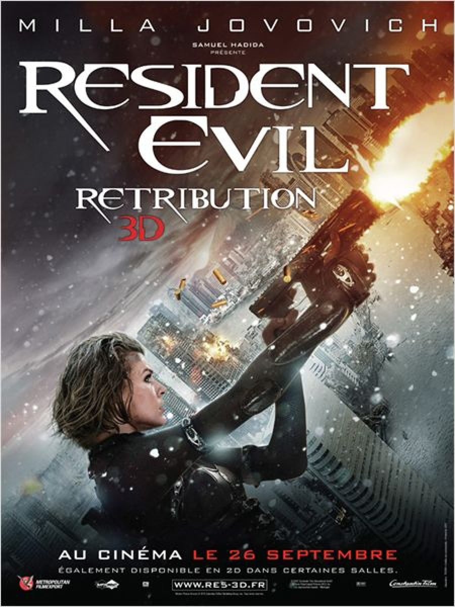 Resident-Evil : Retribution (3D)
