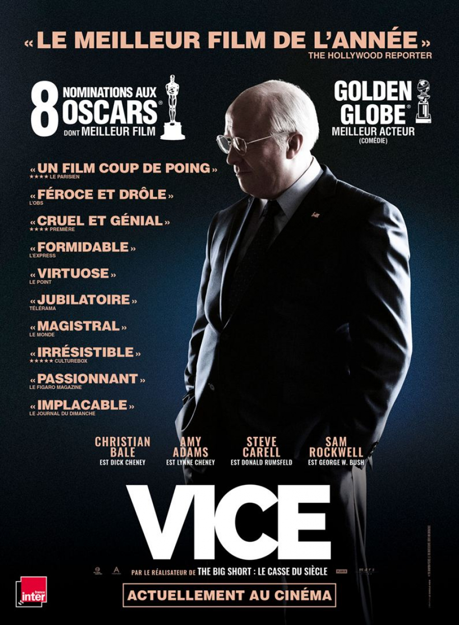 Vice (VOst)