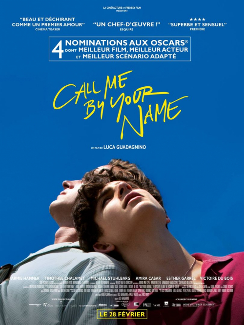 Call me by your name : AG Amis du Royal & Coopérative Mon Ciné